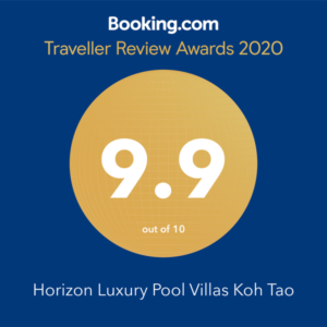 booking.com - Traveller Review Awards 2020